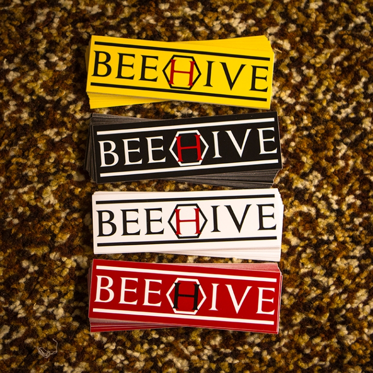 BeeHive Stickers